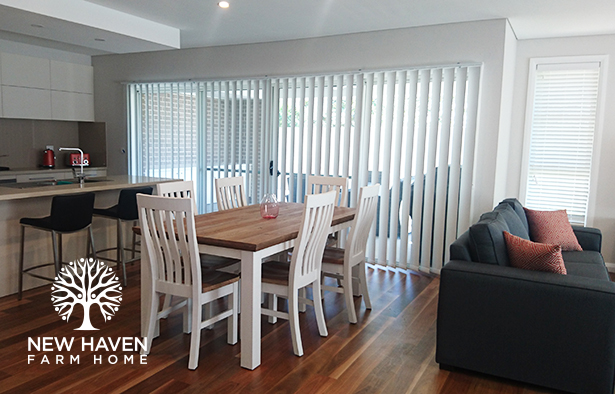 dining room, kitchen, lounge, new site, disability support service,