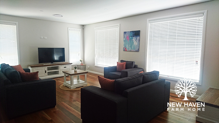 lounge room, home, disability support service, accommodation
